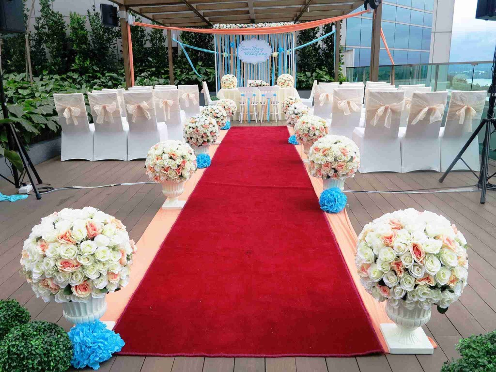 Wedding at doubletree by hilton hotel johor bahru malaysia junglespirit Choice Image