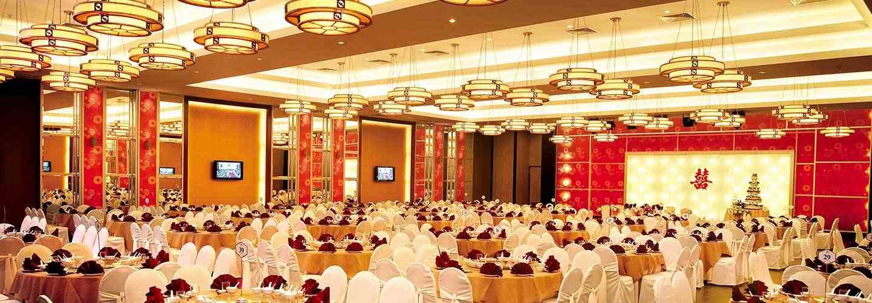 wedding at tai thong odeon restaurant kepong baru malaysia
